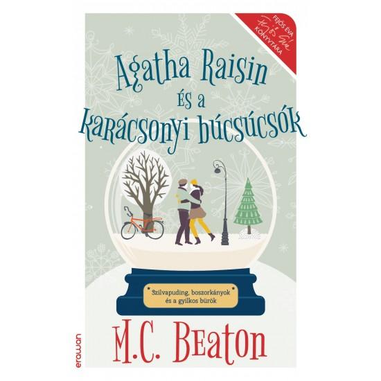 Agatha Raisin és a karácsonyi búcsúcsók (e-könyv)