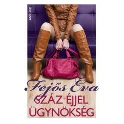 Száz Éjjel Ügynökség (pink borító)