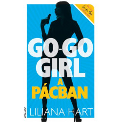 Go-go girl a pácban